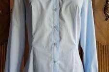 Makerist - klassische Hemdbluse nach Mias Anleitung - 1