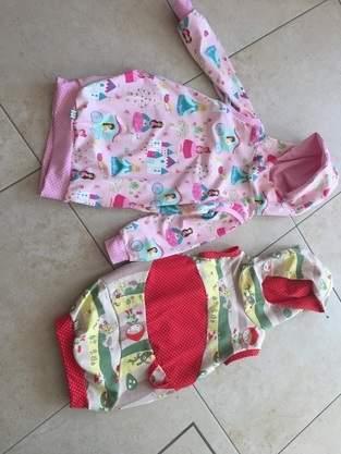 Makerist - Ballonkleid für meine Enkelin aus Jersey 😍 - 1