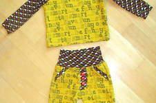 Makerist - Set Shirt & Hose für Babys aus Jersey - 1