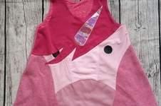 Makerist - Einhornkleid in pink und rosa - 1