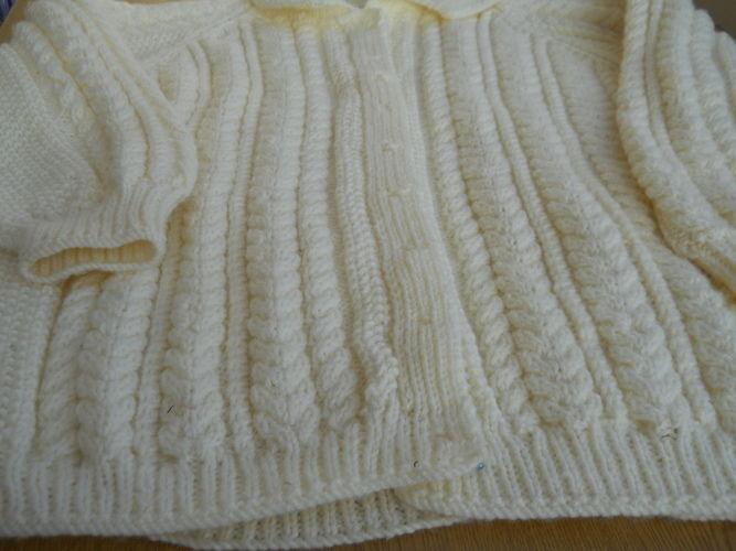 Makerist - Blanket and aran jackets. - Knitting Showcase - 3