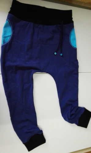 Makerist - Baggy-Pants-Kids von Kid5 aus Jersey für die Tochter einer lieben Freundin - Nähprojekte - 1