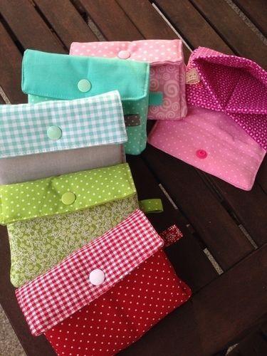 Makerist - kleines Portemonnaie für Jung und alt - Nähprojekte - 1