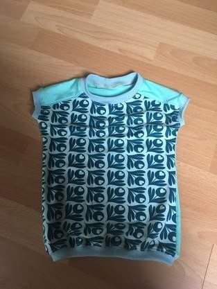 Sommerliches Easy T Shirt für meine Tochter