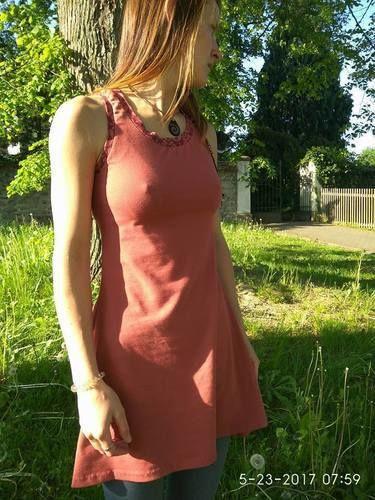 Makerist - Tank Top Kleid - Nähprojekte - 1