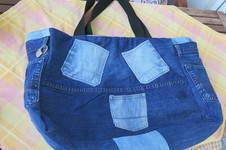 Makerist - Tasche aus alter Jeans - 1