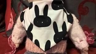 Makerist - Ein Babylätzchen Julchen - 1