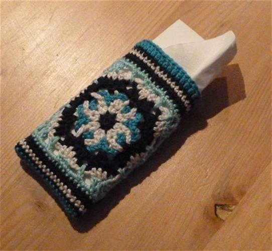 Makerist - Ebook i-Phone / i-Pot Tasche aus Granny Squares - Häkelprojekte - 2