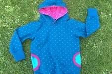 Makerist - 1. Hoodie für Tochter - 1