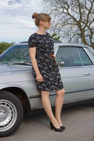 Makerist - Frau Jette - Kleid aus Viskose - 1