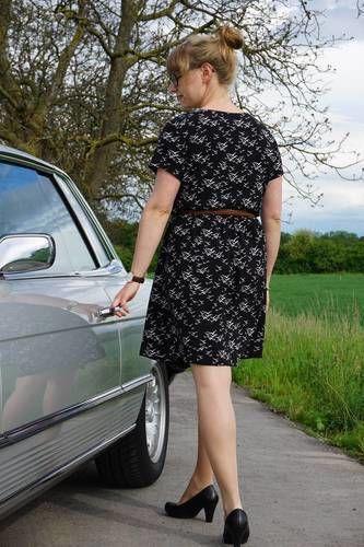 Makerist - Frau Jette - Kleid aus Viskose - Nähprojekte - 2