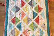 Makerist - Babyschalen Quilt - 1
