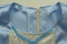 Makerist - Verdeckten Reißverschluss in ein Kleid einnähen - 1