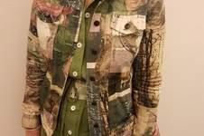 Makerist - Jeansjacke und Leinenkleid (Hemdblusenschnitt etwas abgeändert  - 1