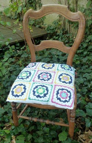 Makerist - Kissen aus Granny Squares, Häkelanleitung - Häkelprojekte - 2