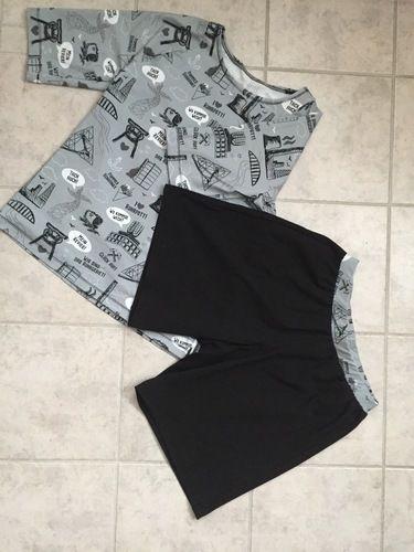 Makerist - Shorts für einen Sommerschlafanzug - Nähprojekte - 2