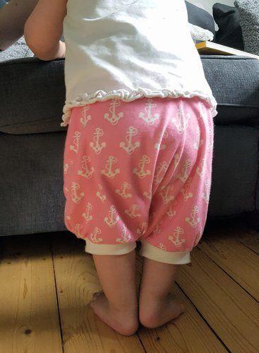Makerist - SonnenWetterHose Baby Pumphose - Nähprojekte - 2