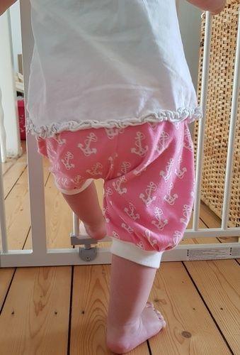Makerist - SonnenWetterHose Baby Pumphose - Nähprojekte - 3
