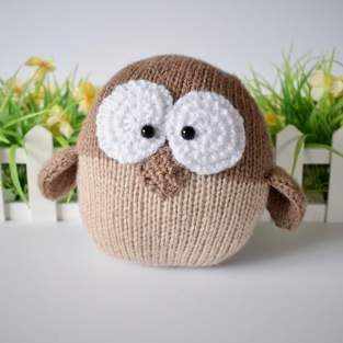 Makerist - Barney Owl - 1