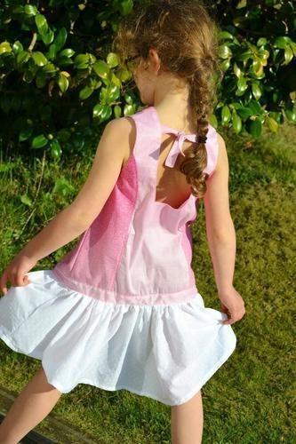 Makerist - Brunette rose - Créations de couture - 1