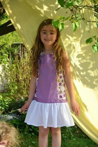 Makerist - Brunette violette - Créations de couture - 1