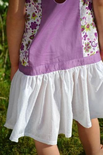 Makerist - Brunette violette - Créations de couture - 2