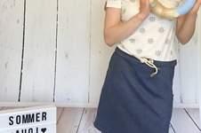 """Makerist - maritimes Sommerkleid """"Pia"""" von Fadenkäfer - 1"""