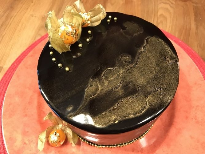 Makerist - Black Dream - Torten, Cake Pops und Cupcakes - 1