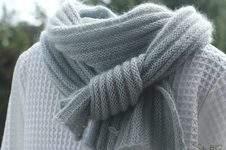 Makerist - PIKOLI - klassisch, schlichter Schal aus rechten und linken Maschen - 1