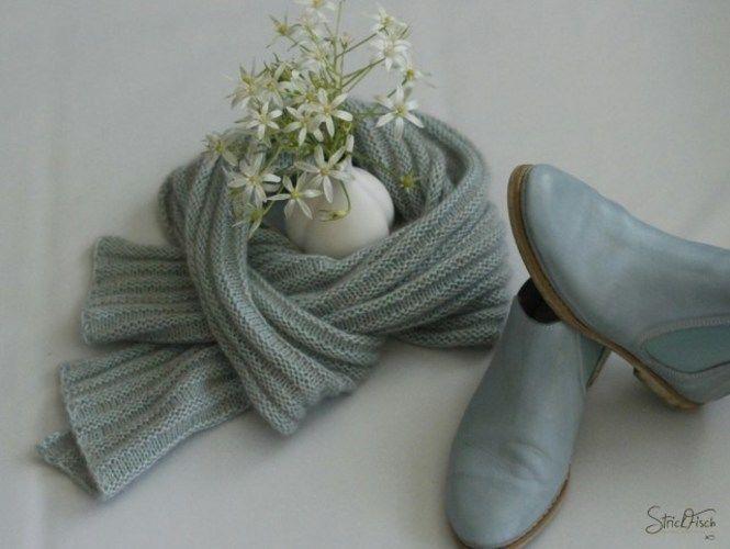 Makerist - PIKOLI - klassisch, schlichter Schal aus rechten und linken Maschen - Strickprojekte - 3