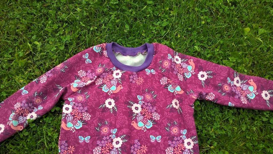 Makerist - Kleid aus Sommersweat - Nähprojekte - 2
