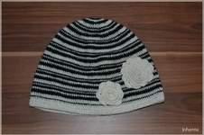 Makerist - Mütze mit Blümchen - 1