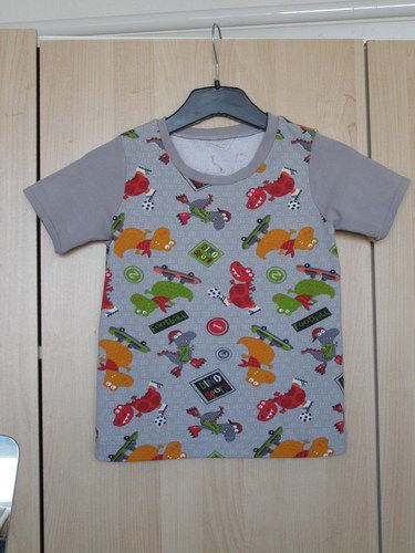 Makerist - Ensemble enfant 3 ans Dino sport  - Créations de couture - 2