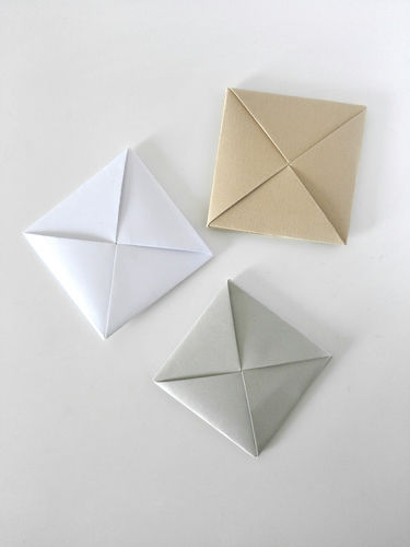 Makerist - ORIGAMI ENVELOPE - DIY-Projekte - 1