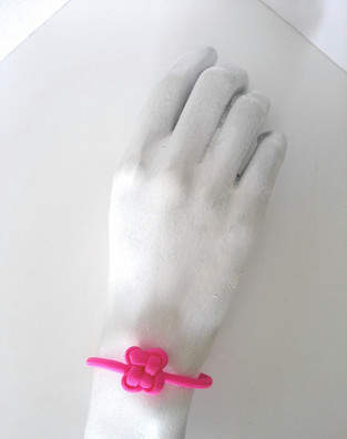 Makerist - BRACELET WITH A KNOT - 1