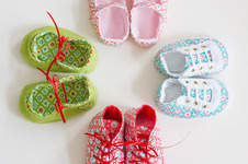 Makerist - Babyschuhe in verschiedenen Varianten - 1