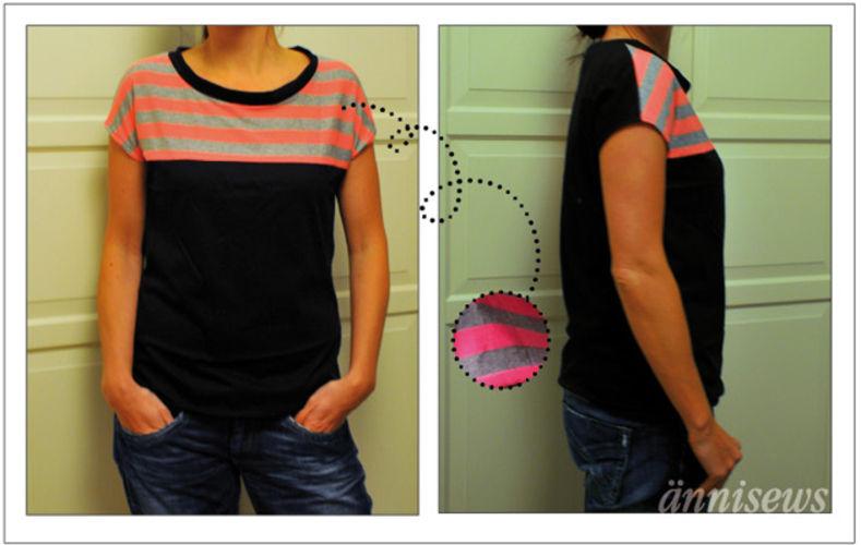 Makerist - Kopiertes Shirt - Nähprojekte - 1
