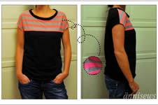 Makerist - Kopiertes Shirt - 1