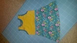 Makerist - Little Miss Fairy aus Jersey für meine Tochter in Gr. 86/92 die zweite  - 1