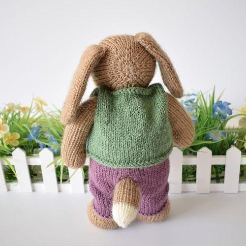 Makerist - Puppy - Knitting Showcase - 2