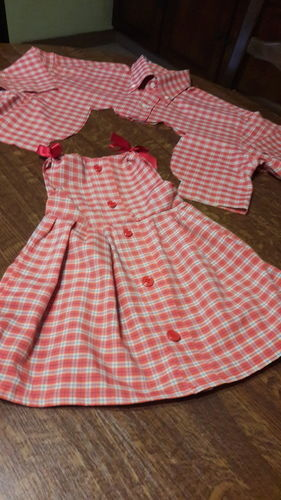 Makerist - robe fillette style vintage - Créations de couture - 1