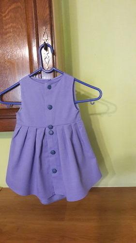 Makerist - robe fillette en cotonnade - Créations de couture - 1