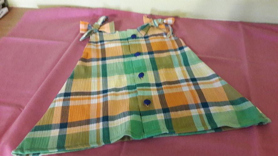 Makerist - robe bain de soleil fillette - Créations de couture - 1