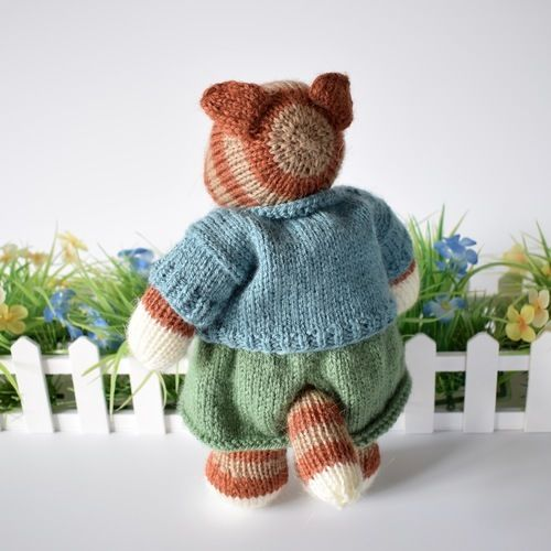 Makerist - Tabby Cat - Knitting Showcase - 2