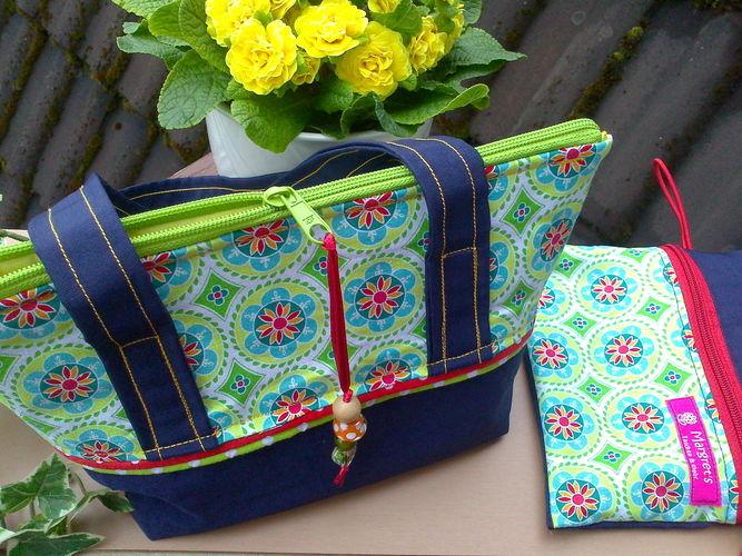 Makerist - Basic Bag  groß & klein - Nähprojekte - 3