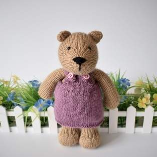 Makerist - Teddy Bear - 1