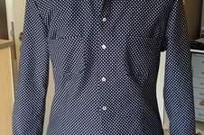 Makerist - meine erste Hemdbluse - 1