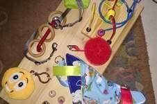 Makerist - Beschäftigung für behindertes Kind  - 1