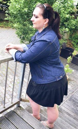 Makerist - Jeansjacke aus robustem Stretch Denim für mich - Nähprojekte - 2