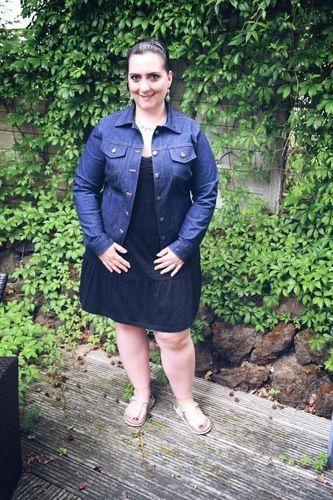Makerist - Jeansjacke aus robustem Stretch Denim für mich - Nähprojekte - 3